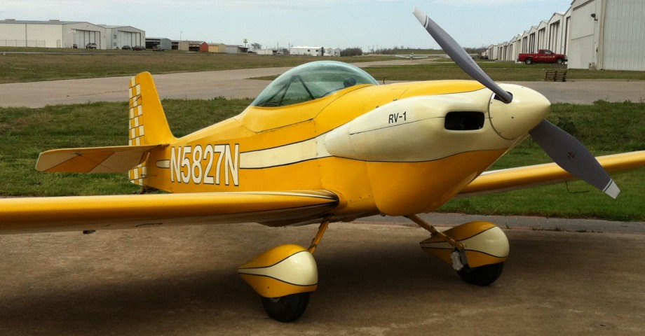 rv-1 after paint